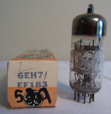 GE General Electric 6EH7 EF183 Electronic Vacuum Tube In Box NOS