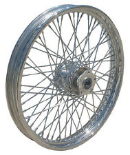 "60 SPOKE 21"" FRONT WHEEL 21 X 2.15 HARLEY FXWG WIDE GLIDE 1984 1985"