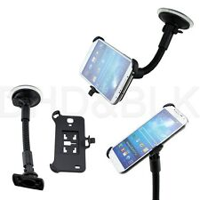360 Rotating Car Windshield Holder Mount Cradle For Samsung Galaxy S4 SIV i9500