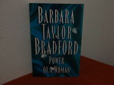 Power of a Woman by Barbara Taylor Bradford (1997, Hardcover)