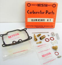Vintage NOS Kawasaki A1 A 1 Keyster Carburetor Carb Jets Repair Rebuild Kit