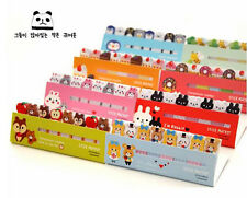 1 Set 120 Pages Animals Sticker Marker Post It Bookmark Convenient Sticky Notes