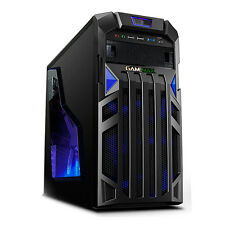 Ultra Rapide Quad Core 4.2 Ghz 16GB 1TB Desktop Gaming PC Ordinateur AMD Radeon R7