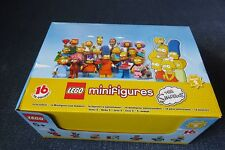 Lego 71009 Minifig Simpsons Series 2 Full box of 60 minifigures In Stock