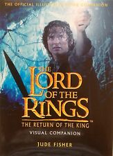 Lord Of The Rings  Return of the King  Visual Companion  Jude Fisher  Hardback