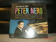 """RCA/Victor LPM-2383 Peter Nero, Marty Gold  - New Piano In Town  1961 12"""" 33 RPM"""