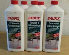 5 Liter BAUFIX Reiniger Terrassen & Gehwegreiniger Entferner NEU