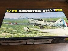 heller 1/72 219 dewoitine d510 vintage model aircraft kit