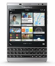 New Blackberry Passport Silver Edition Factory Unlocked GSM Qwerty 32GB 4G LTE