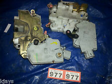 NISSAN PRIMERA P11 5DR1996 2002 passenger front left door catch locking motor