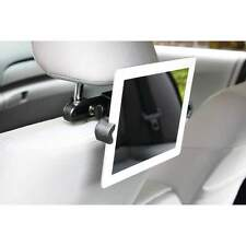 3 Piece Adjustable Car Van ipad Tablet Travel Trip Headrest Mount Holder Stand