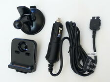 Garmin Nuvi Suction Cup Cradle Mount Power Cable Charger fr 850 855 880 885T GPS
