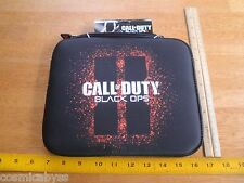 "Call of Duty II Black Ops zip up padded case 8c10"" NWT ipad"