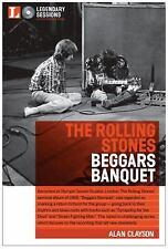 Legendary Sessions: The Rolling Stones: Beggars Banquet, Alan Clayson, Acceptabl