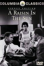 A Raisin in the Sun (DVD, 2000, Multiple Languages) NEW / SEALED