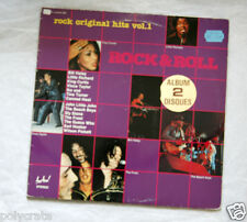 Disque Vinyle 33 tours LP Album - Rock & Roll original hits vol. 1