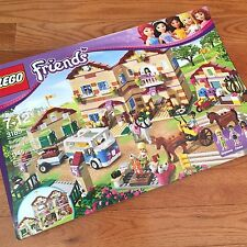 LEGO FRIENDS 3185 Summer Riding Camp  *** Retired - New in Sealed Box