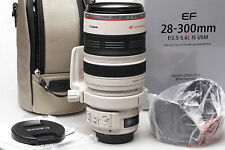 Canon EF 28-300 mm F/3.5-5.6 L IS USM - EXCELLENT -