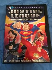 TX1- Justice League - Star Crossed: The Movie (DVD, 2004)