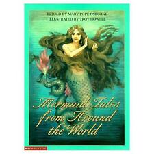 Mermaid Tales from Around the World