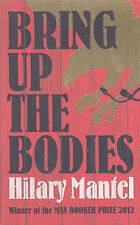 HILARY MANTEL - bring up the bodies BOOK