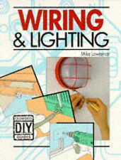 Wiring and Lighting (Crowood Diy Guides), Lawrence, Mike Paperback Book The