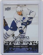 08-09 2008-09 UPPER DECK LUKE SCHENN YOUNG GUNS ROOKIE RC #248 MAPLE LEAFS