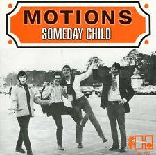 MOTIONS someday child  45 EU re PS 60s MOD PSYCH L@@K