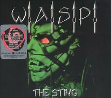 The Sting by W.A.S.P. (CD, Nov-2000, Apocalypse/Snapper) VG+