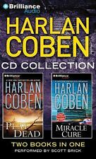 Harlan Coben CD Collection 3 : Play Dead, Miracle Cure by Harlan Coben (2013,...