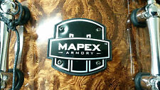 2016 NAMM Mapex Armory Series 5.5 X 14 Dillinger Snare Drum