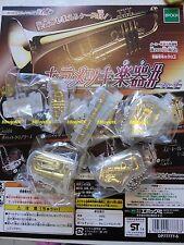 Epoch Capsule Miniature Musical instrument Complete Set of 10 pcs
