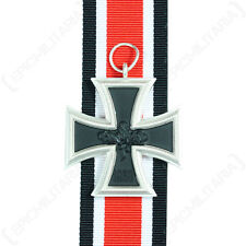 1957 IRON CROSS 2ND CLASS - Repro WW2 With Ribbon German Military Army Oakleaves
