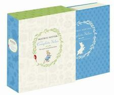 Beatrix Potter: The Complete Tales, Beatrix Potter (NEW Hardcover in Gift Box)
