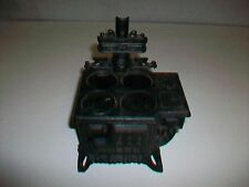 Vintage Miniature QUEEN Cast Iron Stove missing pieces