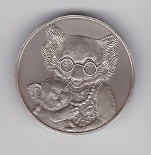 Koala Silver Medallion can be engraved out Baby Proof Set 2000 Australia 43.2 g