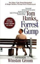 Forrest Gump (Movie Tie in) by Winston Groom, Good Book