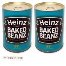 Sterling Serratura Sicurezza HEINZ safecan Baked Bean FAKE può Cash Money Box trendy