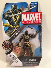 "2008 MARVEL UNIVERSE SERIES 1 WAVE 2 RONIN 3 3/4"" FIGURE 016 BLACK VARIANT"