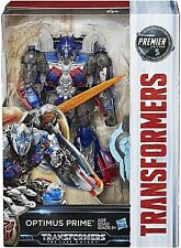 100% Hasbro Transformers MV5 The Last Knight Voyager Optimus Prime #In Stock