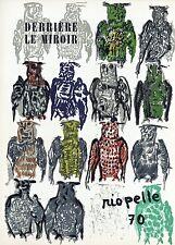 Jean-Paul RIOPELLE original lithograph