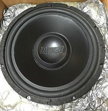 "NEW Old School Earthquake 12"" Competition Subwoofer,ULTRA Rare,Vintage,USA"
