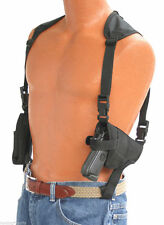 "Pro-Tech Shoulder Holster For Beretta 92,96,Vertec PX4 Storm W/ Laser 4"" Barrel"