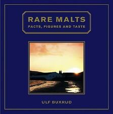 RARE MALTS Facts Figures and Taste by Ulf Buxrud Single Malt Scotch Whiskey