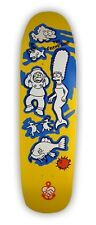 The Friendship UNDER THE SEA Vision Mark Gonzales COLOR MY FRIENDS SPOOF Deck