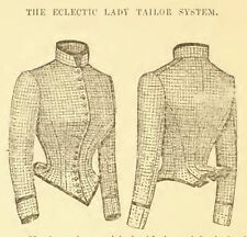Dress Making - Cutting and Sewing - Reproduce Vintage Designs