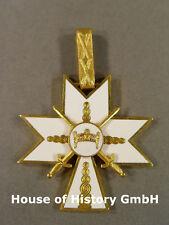 Kroatien: Orden der Krone König Zvonimirs (1941-1944) 1.Klasse mit Schwertern