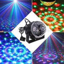 Mini LED Disco DJ Discokugel Discolicht RGB Lichteffekt Party Bühnenbeleuchtung