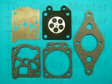 Walbro Replacement D10-WTA Gasket and Diaphragm Kit & Intake Gasket Fit Ryobi