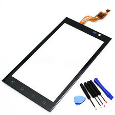 For LG Optimus 3D P920 P925 Front Touch Screen Digitizer Glass + Tools Black